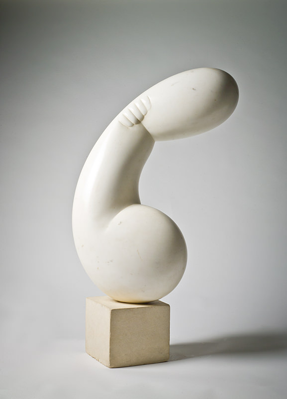 Princess X by Constantin Brancusi